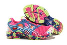 Asics Women's Gel Noosa Tri 7 Hot pink Royal Blue Snow